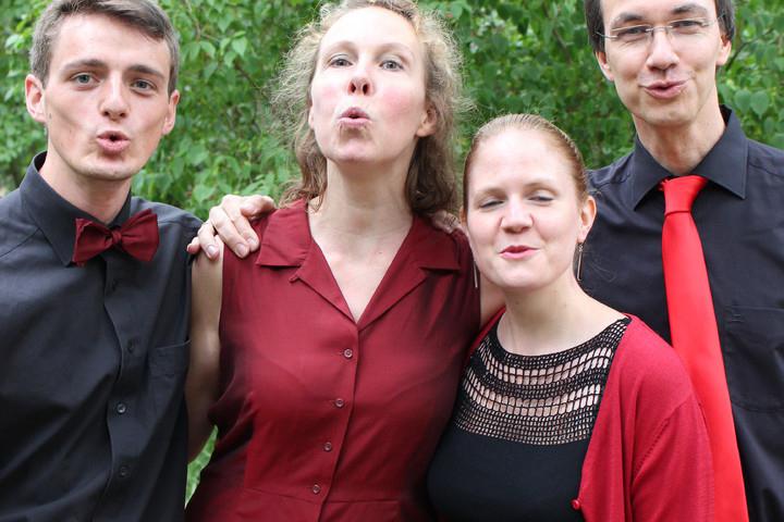 LADU Quartett